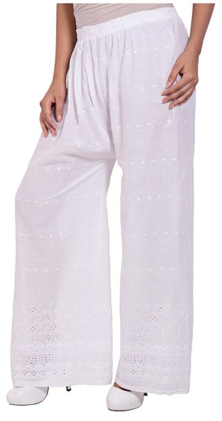 Fashion Coton Trading new pack of 2 plazzo Komal tzwPEP