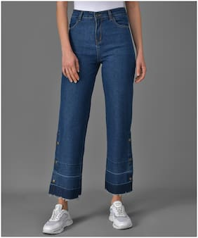 Women Flared Fit Jeans Pack Of 1