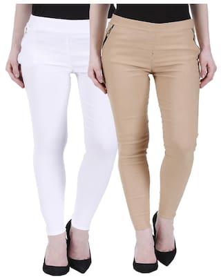 Newfashion women Lycra Kritika's Cotton Jagging for S8qqxwOFd