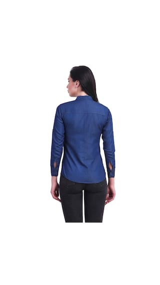 For New Shirt Jean Denim Women Kritika's wqYZ8Tx8