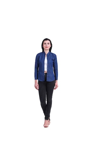 Denim Jean For New Women Kritika's Shirt 8qngxC