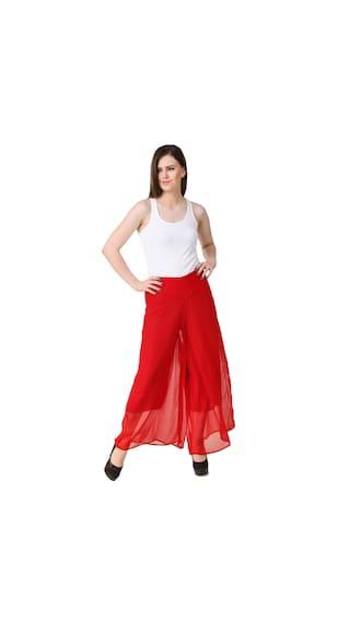 Women Kritika's New Fashion for Plazzo Georgette qR61q7