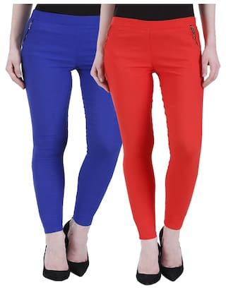 Lycra for Kritika's Jagging Newfashion women Cotton qxHHUSE