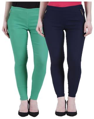 Newfashion Lycra Cotton for women Jagging Kritika's SdqPS
