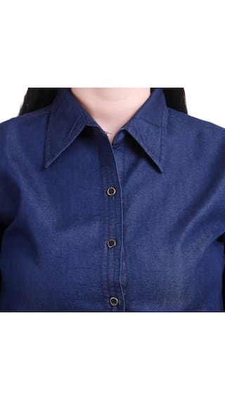 Women Shirt For Kritika's New Denim Jean X8xUqPTq