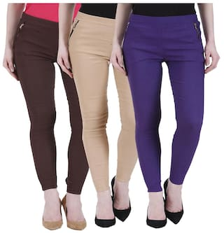 Jagging Lycra Newfashion Kritika's women for Cotton 1qOWfwF