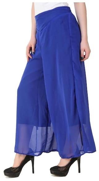 New Kritika's Georgette Fashion Plazzo Women for zHqTUwx