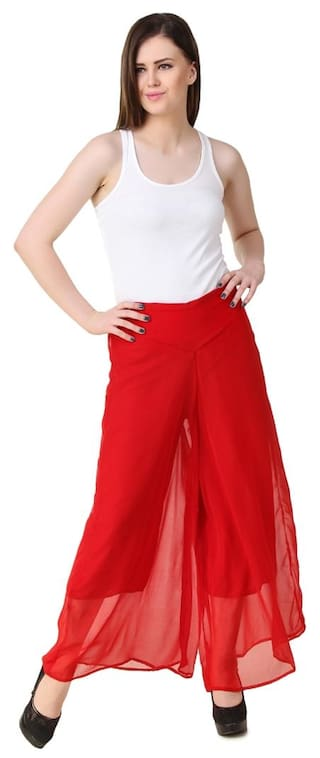 Plazzo Fashion Georgette for Kritika's Women New gpnqPwxf