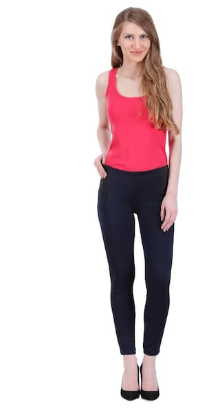 For Denim Lycra Kritika's Jagging Women Newfashion T5EaqazI