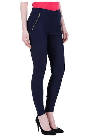 women for Lycra Kritika's Cotton Newfashion Jagging ZX7Bx