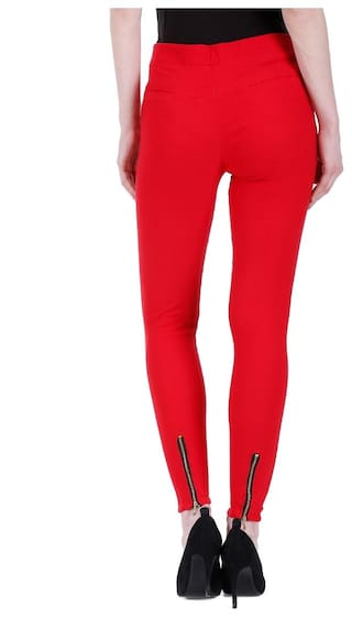 women Newfashion Kritika's Cotton Jagging Lycra for U8wcOxgqS