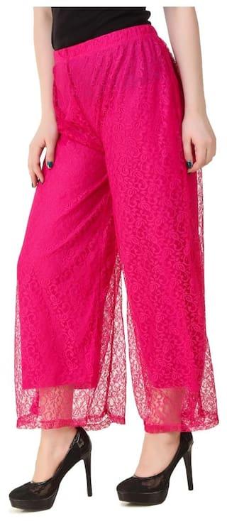 Kritika's Women Plazzo Fashion New Net For xXrpfxvwq