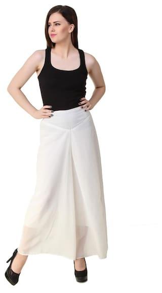 for Fashion Kritika's Georgette New Plazzo Women wUwTIRqf