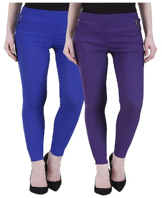 women Jagging Lycra Cotton Newfashion for Kritika's fgwtOXEqn