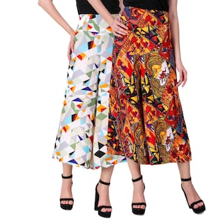 Kritika's Printed plazzo for women