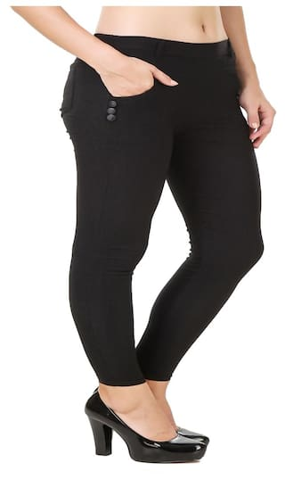 women jegging Kritika cotton New World for lycra BqYCg