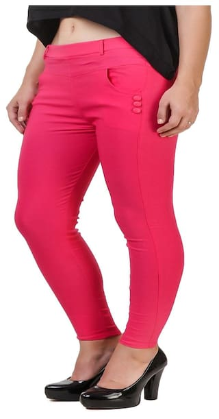 lycra New World for cotton Kritika jegging women tv0gnCCqwH