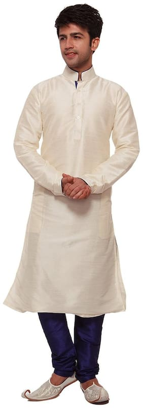 Men Silk Kurta Pyjama
