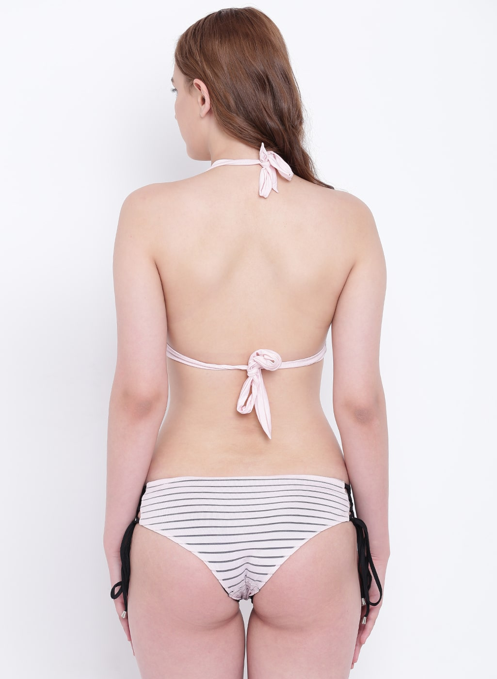 8438d35365b Buy La Intimo Women Polyester Self Design Bikini - Pink Online at Low  Prices in India - Paytmmall.com