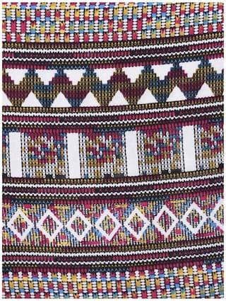 Geometric Laabha Over Thigh Pattern Dress Women Evening Mid All Print rqZqxPXFw