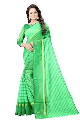 Cotton Universal Saree ,Pack Of 1
