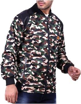 Lafantar Men Blended Jacket - Multi