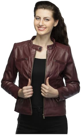 a7c34c5f5b0 Jackets for Women - Buy Ladies Leather Jackets Online at Paytm Mall