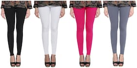 Lapza Cotton Leggings - Multi