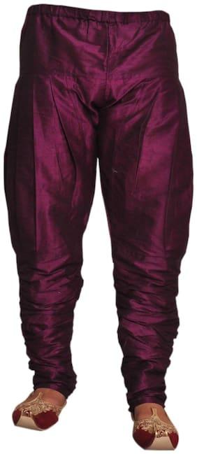 Men Silk Regular Pyjama