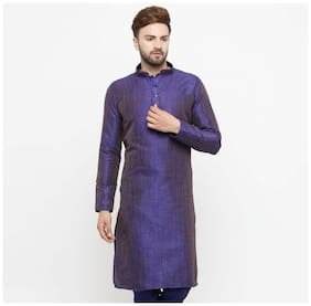 Men Printed Regular Fit Kurta ,Pack Of Pack Of 1