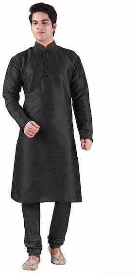 Larwa Men's Wedding-Occasion wear Kurta-Pyjami Set