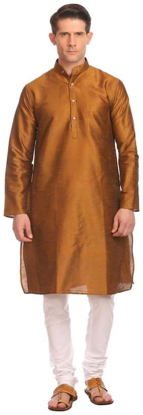 Men Silk Kurta Pyjama