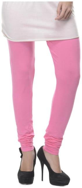 Cotton Solid Leggings