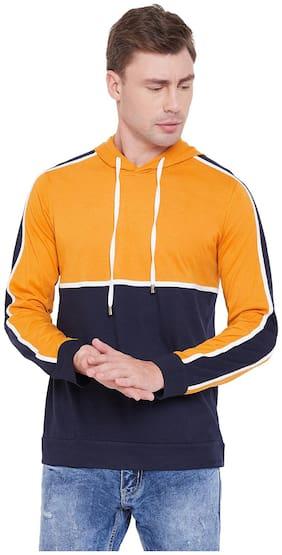 Men Colourblocked Sweatshirt Pack Of 1