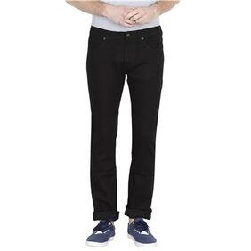 Lee Black Low Rise Slim Fit Jeans (Powell)