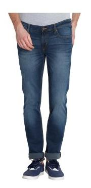 Lee skinny Fit Jeans Brand Fit Low Bruce