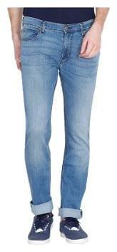 Lee Men Blue Regular Fit Jeans