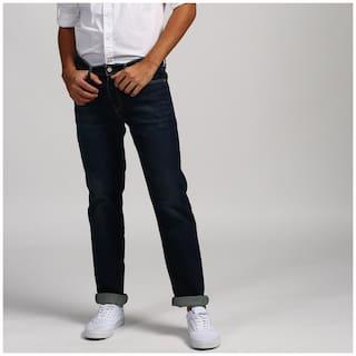 8b481283e6a Buy Levi's Mens Blue 511 Slim Fit Low Rise Jeans Online at Low ...
