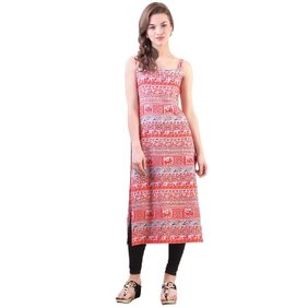 Libas Women's Straight Kurta