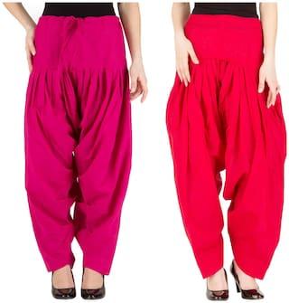 LILI Cotton Salwar - Multi