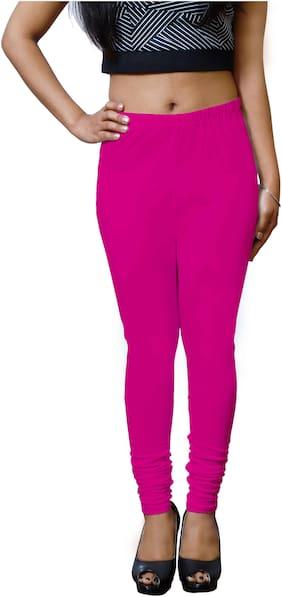 LILI Lycra Leggings - Pink