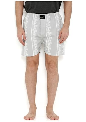 London Bee Men's Coconut Tree Print Boxer MLB0158