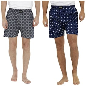 London bee men's boxer combo pack of 2