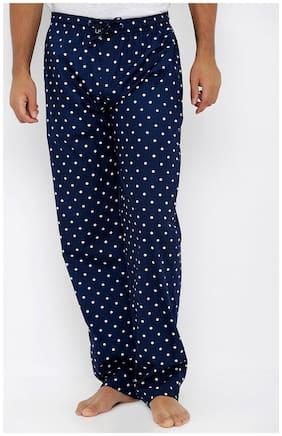 London Bee Men's Cotton Poplin Printed Pyjama/ Lounge Pant MPLB0122