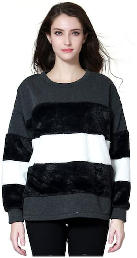 London Rag Black Sweater