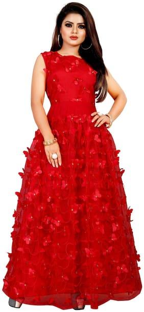 Women Embellished Festive Gown