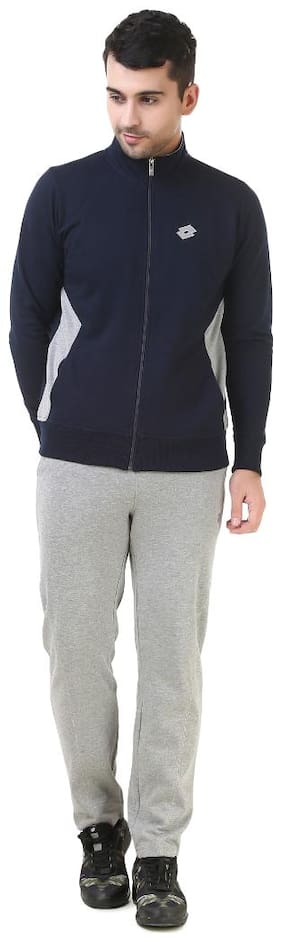 Slim Fit Micro Polyester Track Suit
