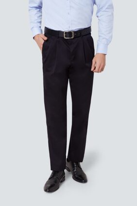 Louis Philippe Navy Trousers