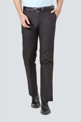 Louis Philippe Black Trousers