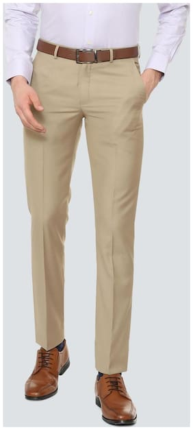Men Slim Fit Formal Trouser ,Pack Of Pack Of 1